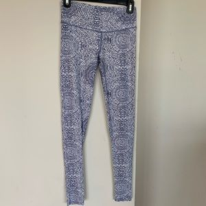 O'Neill Hybrid workout leggings sz XS